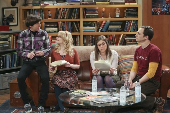 Keeping the Romance Alive: Lessons From The Big Bang Theory