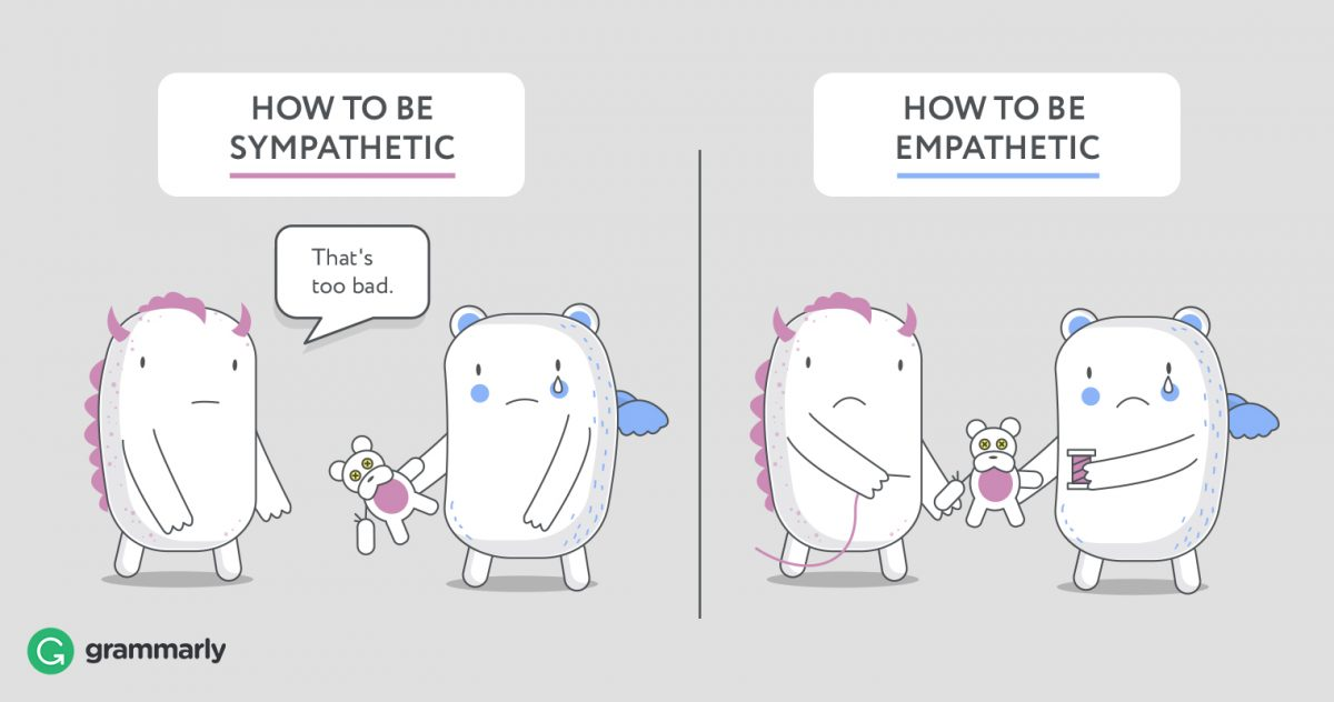What is the Difference Between Sympathy and Empathy? 2 of 3